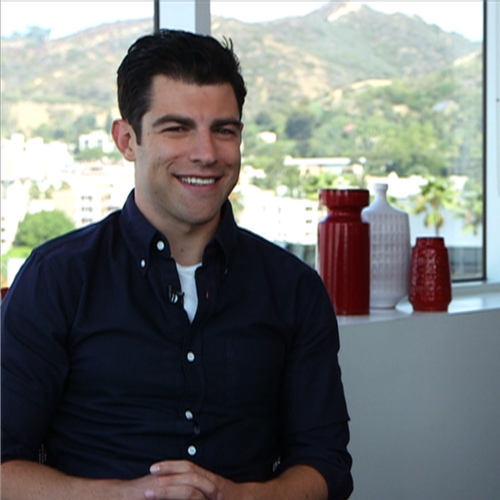 Max Greenfield From New Girl Video Interview