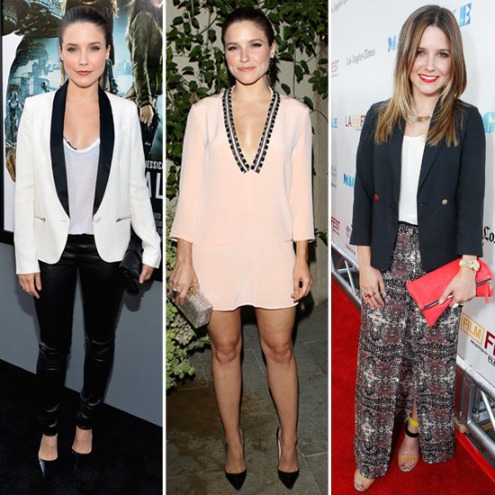 Sophia Bush talks Summer — and Fall! — essentials.