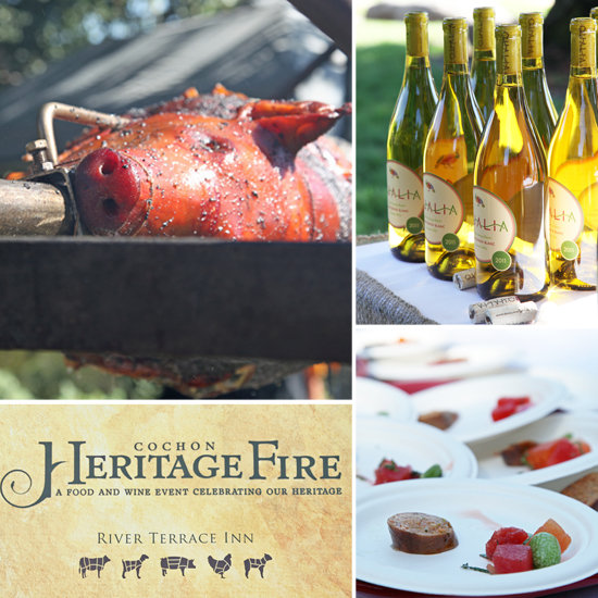 From Nose to Tail: Inside the Cochon Heritage Fire Event
