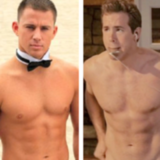 Hot Shirtless Celebrities Video Including Robert Pattinson, Ryan Reynolds, David Beckham, Channing Tatum