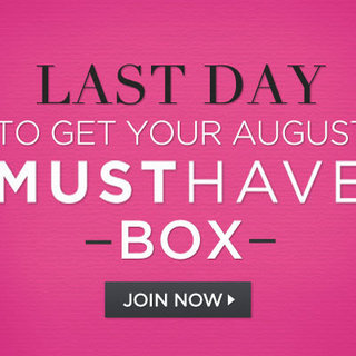 PopSugar Must Have Subscription For August