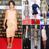 7 Days, 7 Ways: How Celebs Take on Fall's Brocade Obsession