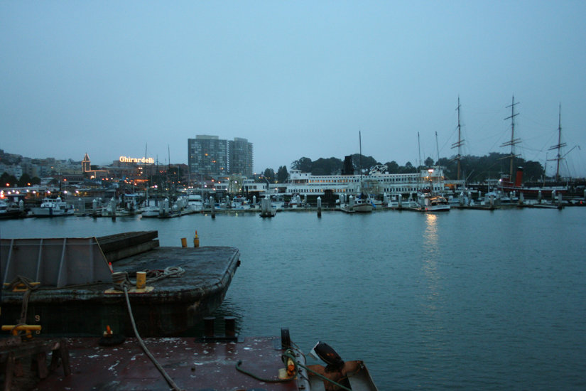Fisherman's Wharf at Dawn