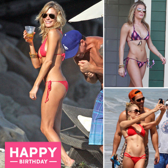 Happy Birthday, LeAnn Rimes — Celebrate With 30 Bikini Pictures