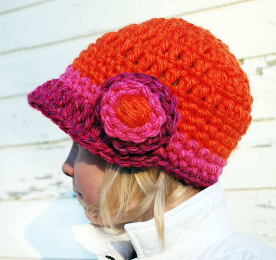 Thickie-Crochet Hat ($24)