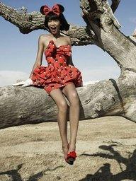 Minnie Mouse: Vogue