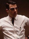 Zachary Quinto as Dr. Thredson