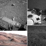 Curiosity Rover Takes Us to Mars