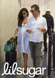 Camila Alves's Woman in White Look