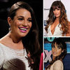 Photos of Lea Michele's Hair and Makeup to Celebrate Her Birthday