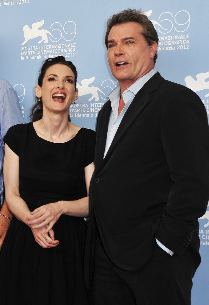Winona Ryder and Ray Liotta p