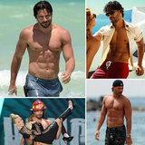 Shirtless Champ Joe Manganiello's Sexiest Moments!
