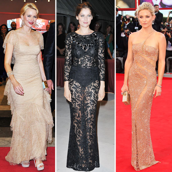 An All-Angles Look at the Venice Film Fest's Most Glam Ensembles Yet