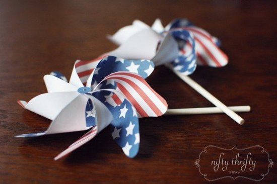 All-American Pinwheels