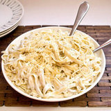 Yogurt Fettuccine Alfredo
