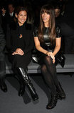 In February 2009, Eva Mendes and Kate Beckinsale were in NYC for Calvin Klein.