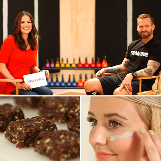 Homemade Energy Bars & Skin-Smoothing Primers: The Best of PopSugarTV This Week!