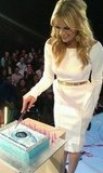 Sonia Kruger celebrated her birthday with a Big Brother cake. Source: Twitter user SoniaKruger