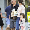 Katie Holmes and Suri Cruise&#039;s New Dog | Pictures