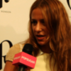 Video of Charlotte Ronson Talking Spring Beauty Trends  Bushy Brows and Dewy Skin
