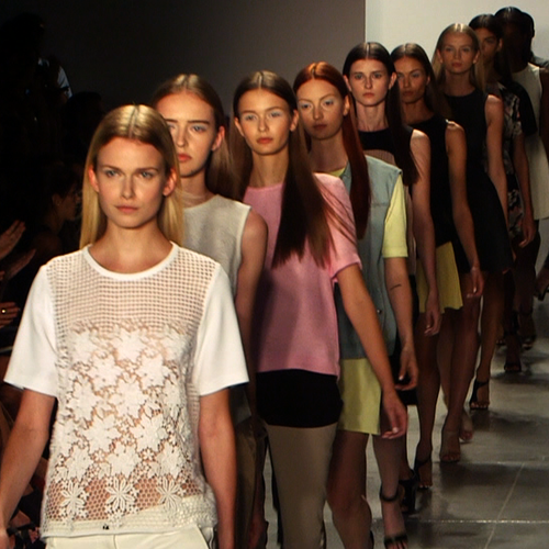 Tibi Spring 2013 Runway | Video