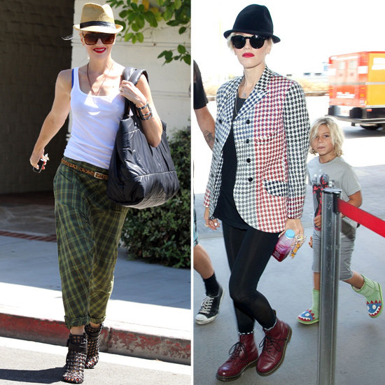 Gwen Stefani Gets Glam For a Trek East With No Doubt