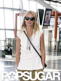 Gwyneth Paltrow Heads to LA to Assume Her Producer Role