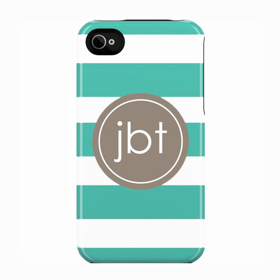 Beach Stripe iPhone Case ($48)