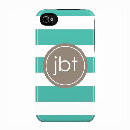 Beach Stripe iPhone Case ($48)