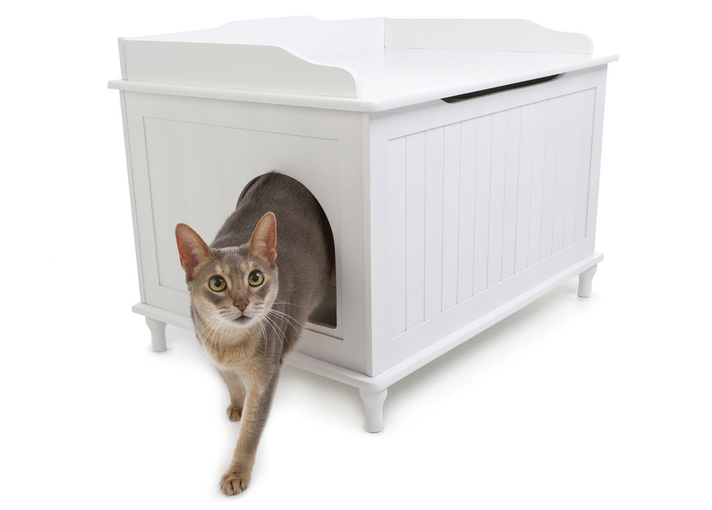 Designer Catbox Litter Box Enclosure ($140)