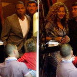 Beyoncé and Jay-Z Celebrate Her 31st With a Dinner Date