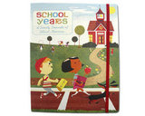 School Years: A Family Keepsake of School Memories ($17)