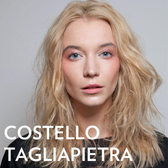 Frizzy Hair Is In at Costello Tagliapietra