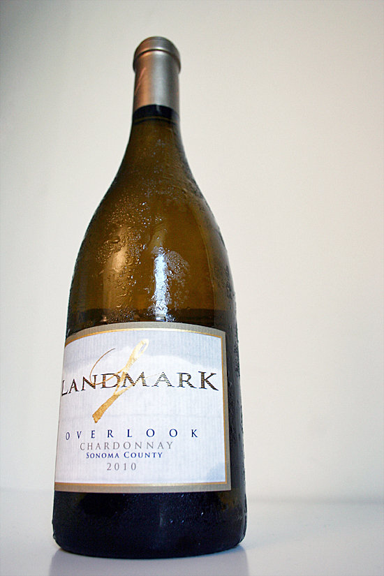 Aug. 27: 2010 Landmark Overlook Chardonnay