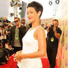 Rihanna On The Red Carpet At 2012 MTV VMAs