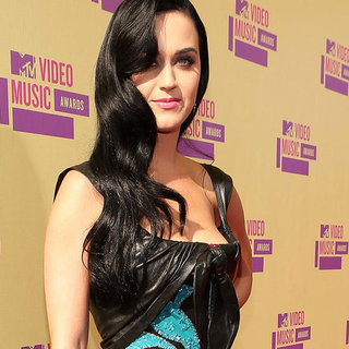 Katy Perry, Rihanna, Taylor Swift, Miley Cyrus And More On The Red Carpet At The 2012 MTV VMAs