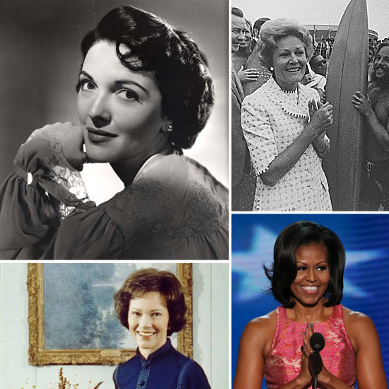 Putting Work First: Early Careers of 9 US First Ladies