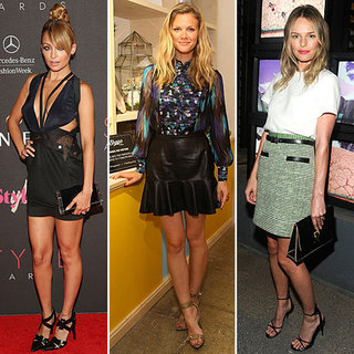 Kate Bosworth, Brooklyn Decker, Nicole Richie & More Celebrities Frock Up Pre-New York Fashion Week: See the Party Pics!