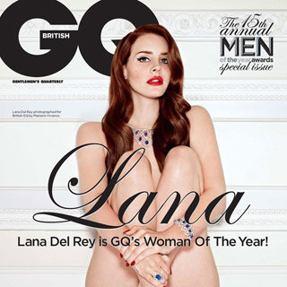 Lana Del Rey On The Cover Of GQ, Lady Gaga's Album Announcement & Tom Cruise