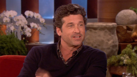 Patrick Dempsey Shares Grey's Anatomy Spoilers on Ellen