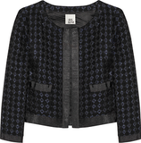 Iris & Ink Brocade Jacket ($185)