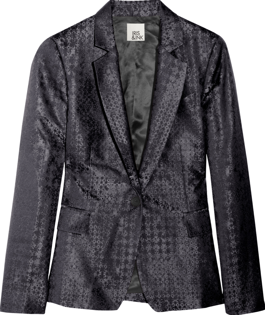Iris & Ink Fancy Blazer ($220)