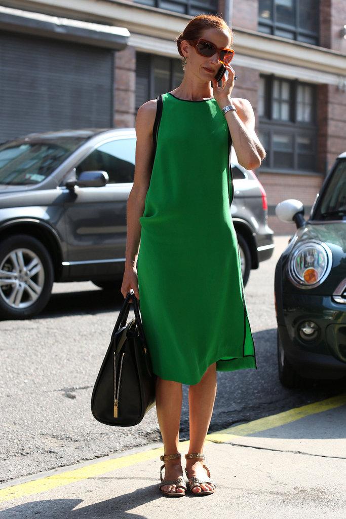 Geroinya Prekrasnoe Street Style New York Fashion Week Part 2