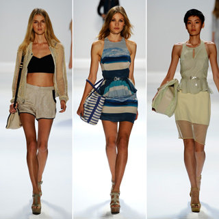 Charlotte Ronson Spring 2013 New York Fashion Week Runway Pictures