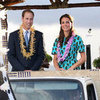 Kate Middleton and Prince William Pictures at Solomon Islands