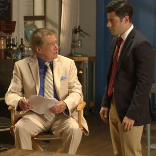 New Girl Funny or Die Video With Regis Philbin