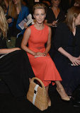SJP and Julianne Hough Get Front-Row Seats to DVF