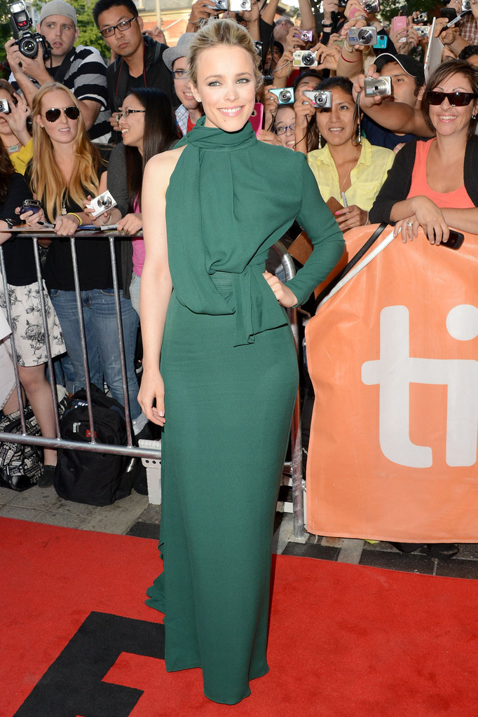 Rachel McAdams Brings Her Wonder to TIFF