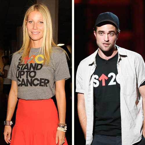 Robert Pattinson, Gwyneth Paltrow and More Show Their Supprt For Stand Up To Cancer
