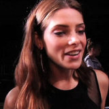 Ashley Greene at 2012 New York Fashion Week (Video)